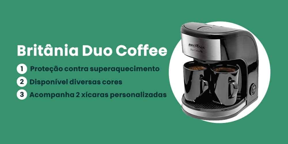 Britania Duo Coffee e boa