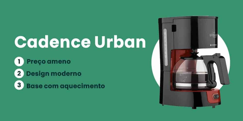 Cadence Urban e boa