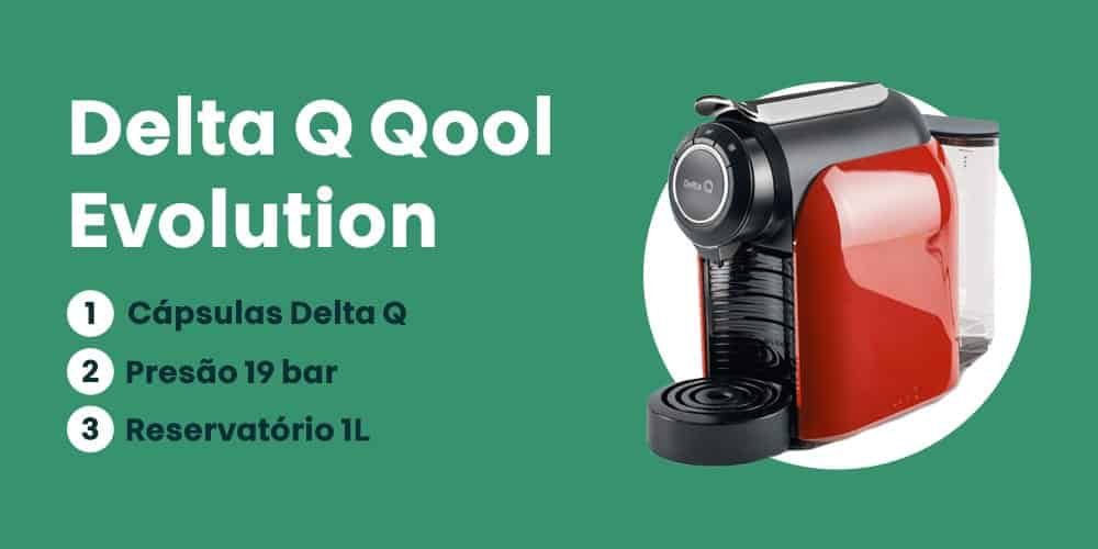 Delta Q Qool Evolution e boa