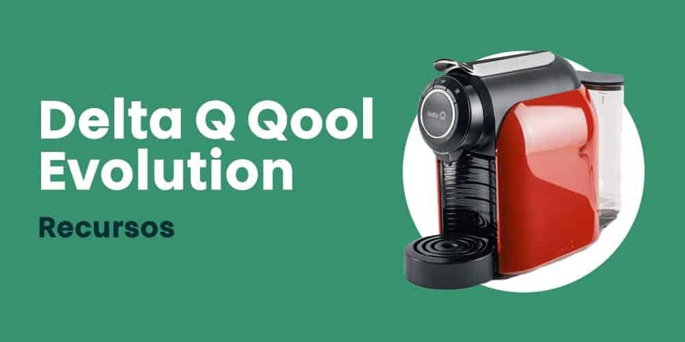 Delta Q Qool Evolution recursos