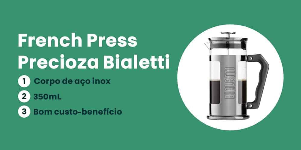 French Press Precioza Bialetti