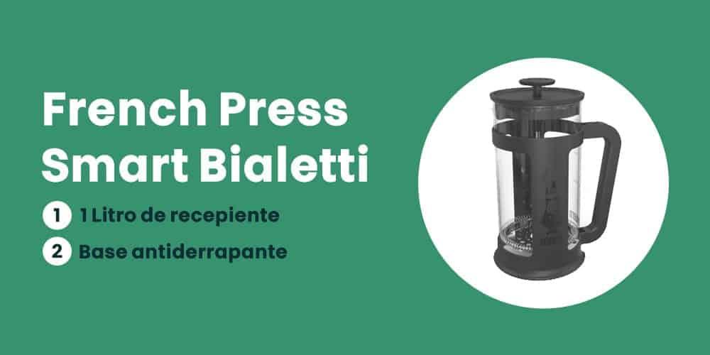 French Press Smart Bialetti