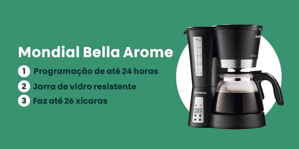 Mondial Bella Arome e boa