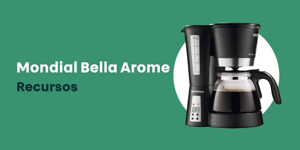Mondial Bella Arome recursos