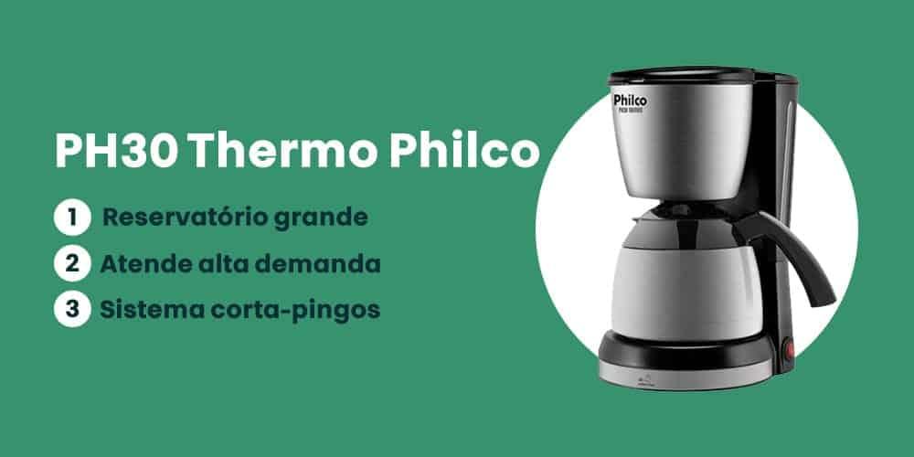 PH Thermo Philco e boa