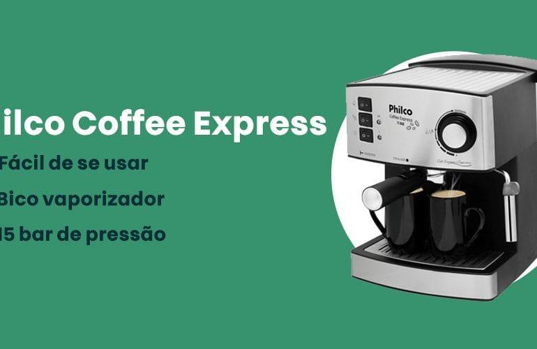 Philco Coffee Express e boa