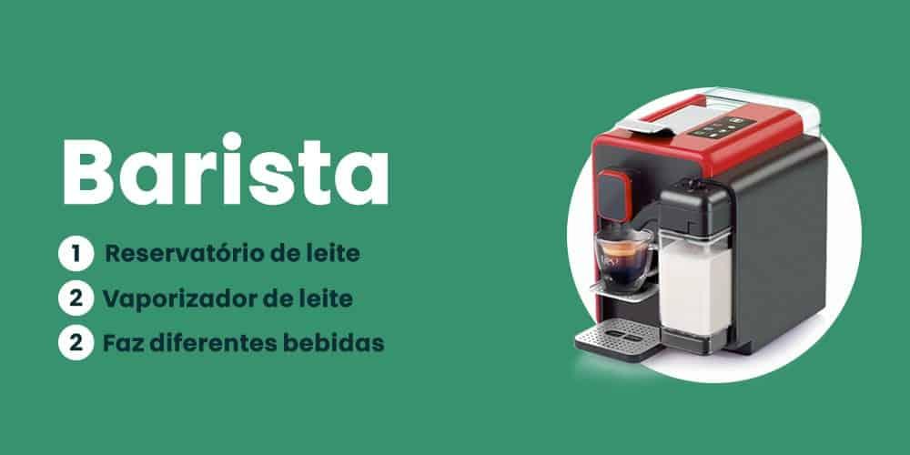 cafeteira Tres Barista