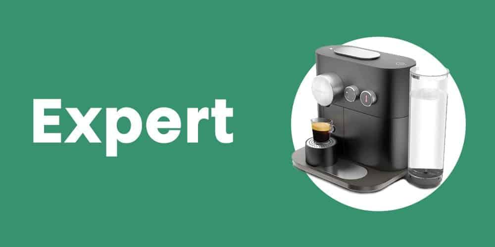 expert nespresso