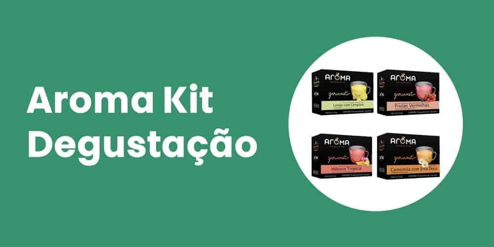 Aroma Kit Degustacao