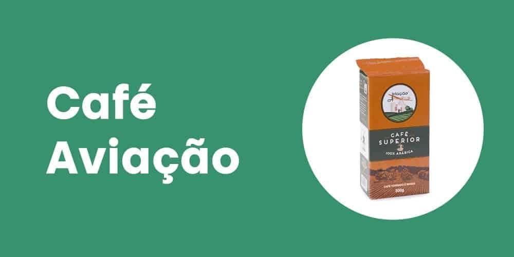 Cafe Aviacao e Bom