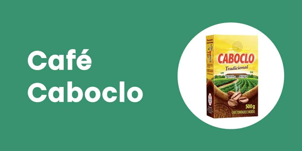 Cafe Caboclo e bom