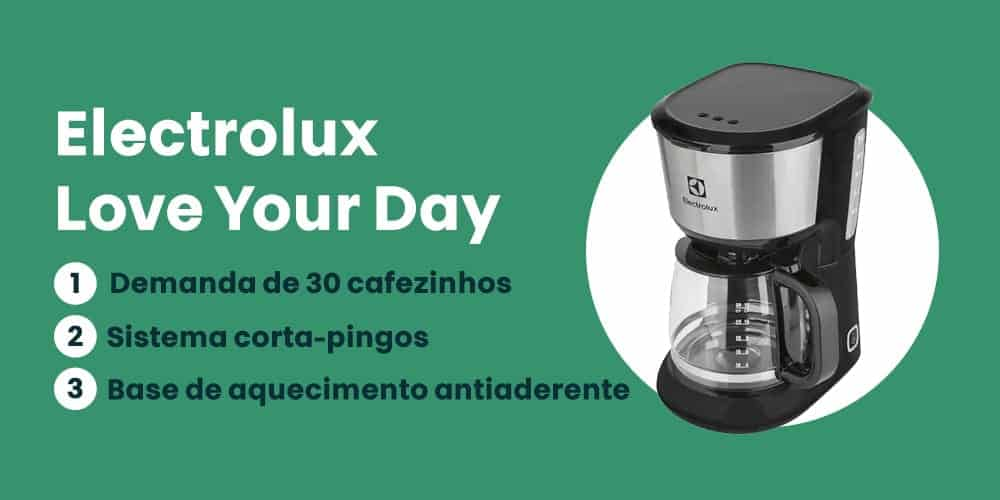 Electrolux Love Your Day e boa