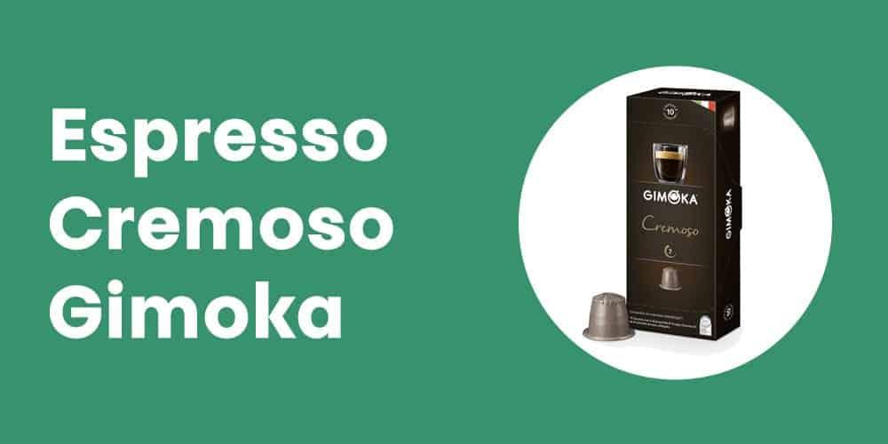 Espresso Cremoso Gimoka