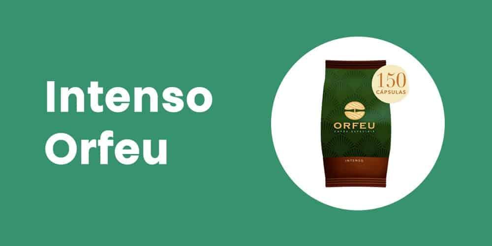 Intenso Orfeu nespresso