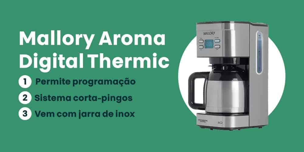 Mallory Aroma Digital Thermic e boa