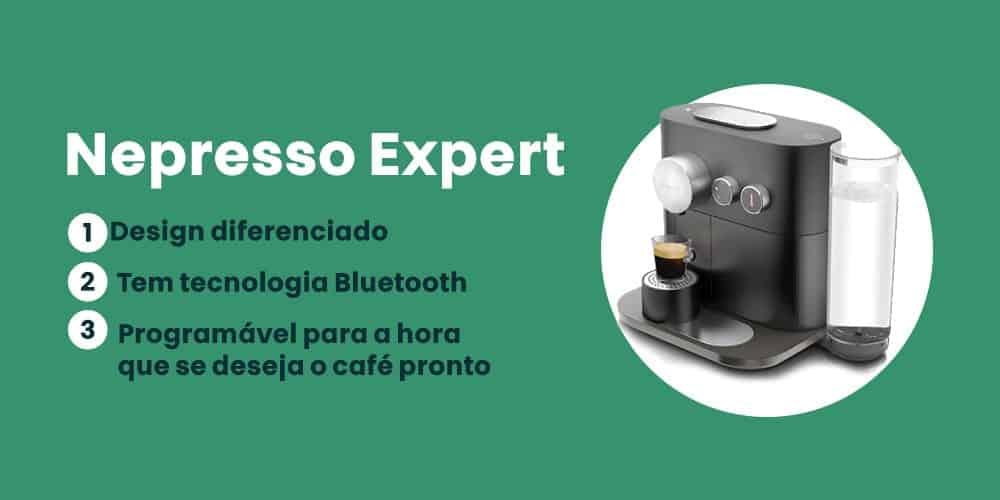 Nepresso Expert e boa