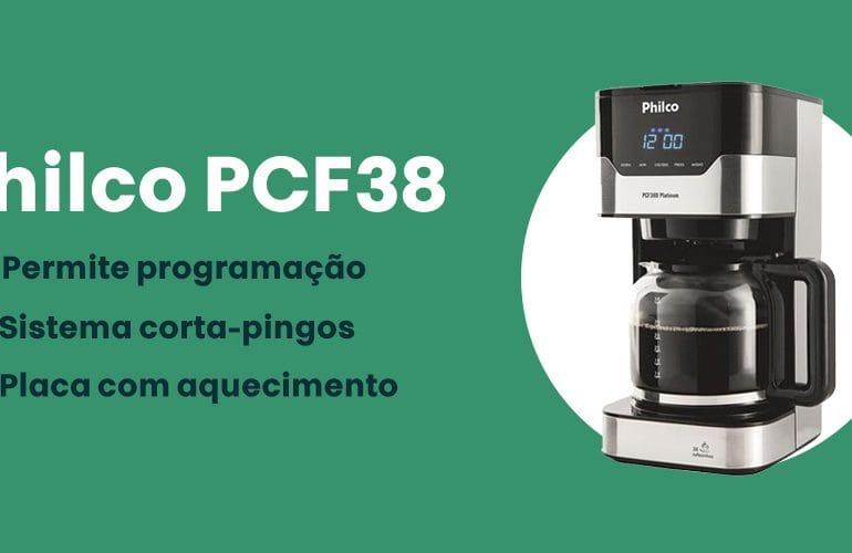 Philco PCF38 e boa