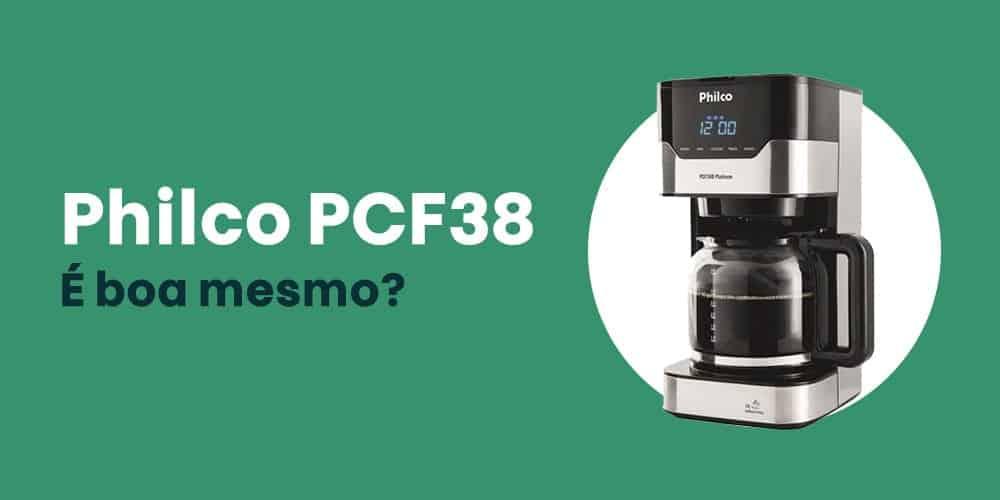 Philco PCF38 e boa mesmo