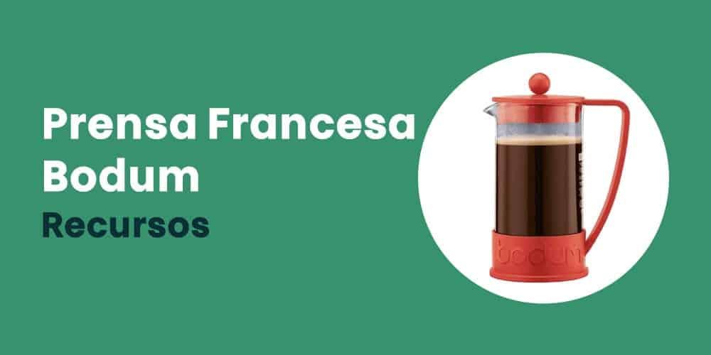 Prensa Francesa Bodum recursos
