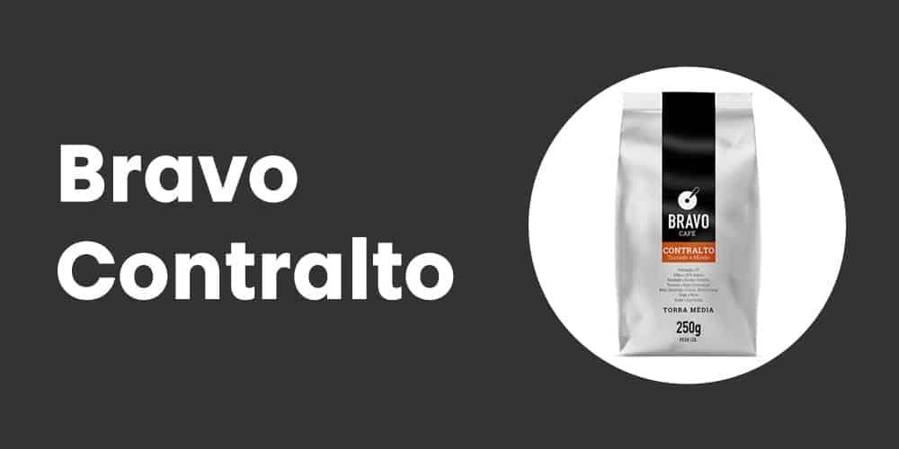 cafe Bravo Contralto