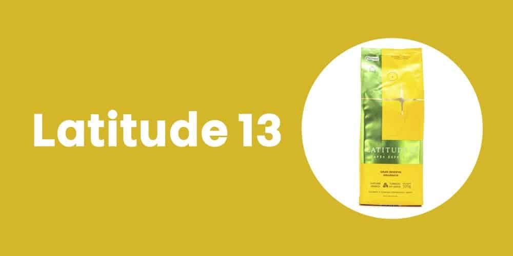cafe Latitude 13