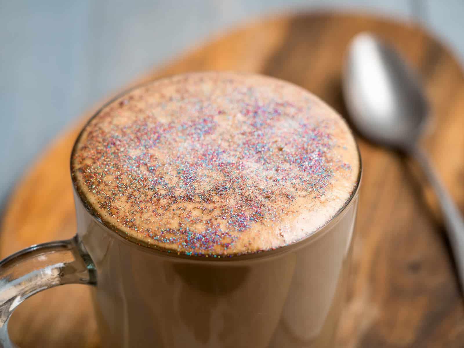 cappuccino feito em casa