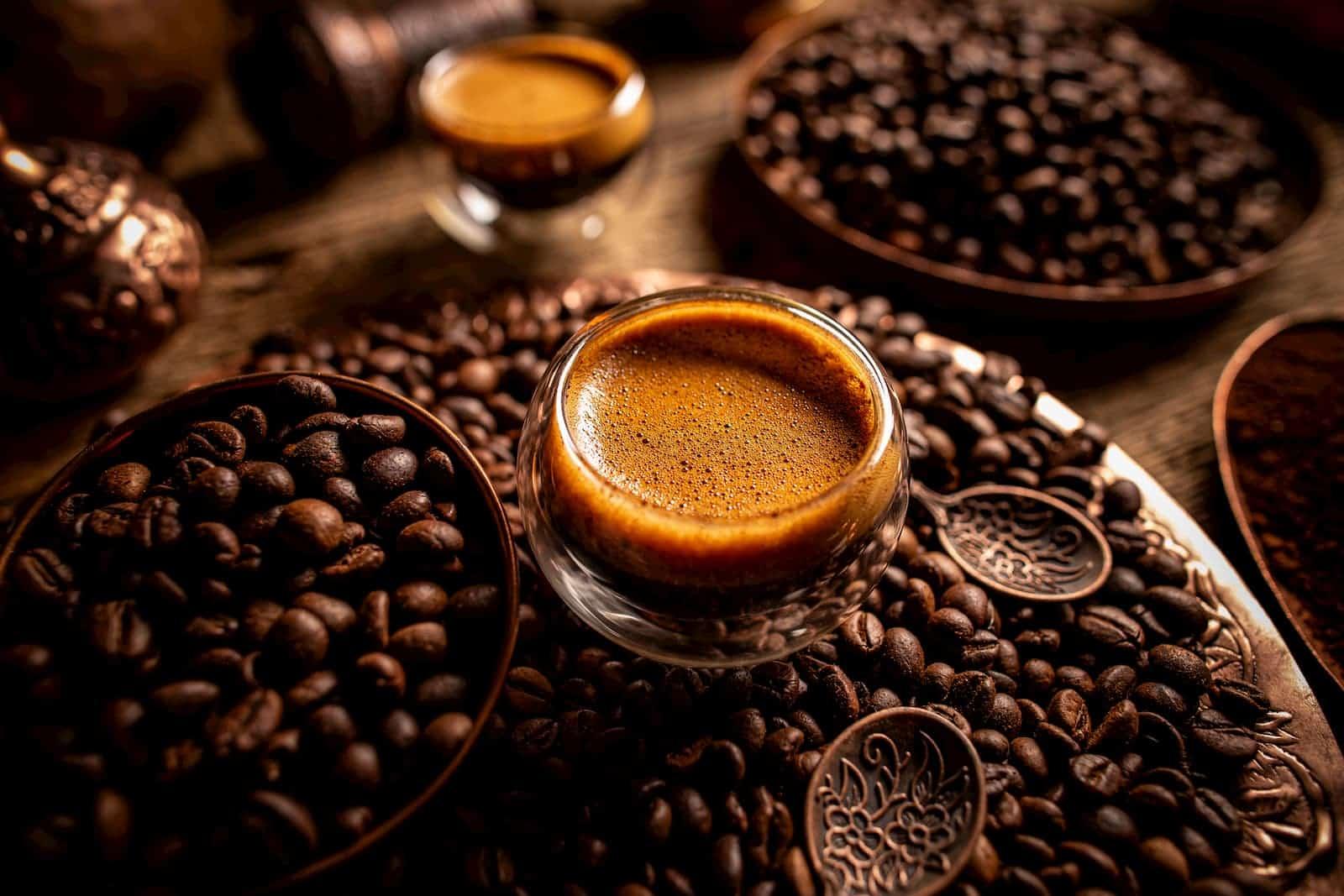 xícara de espresso