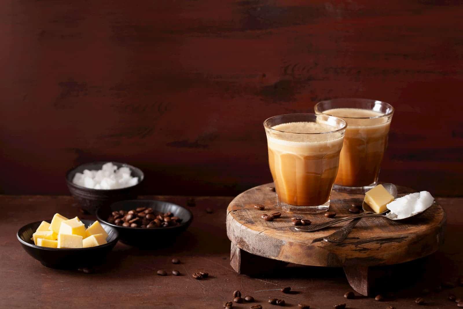 café blindado na dieta keto