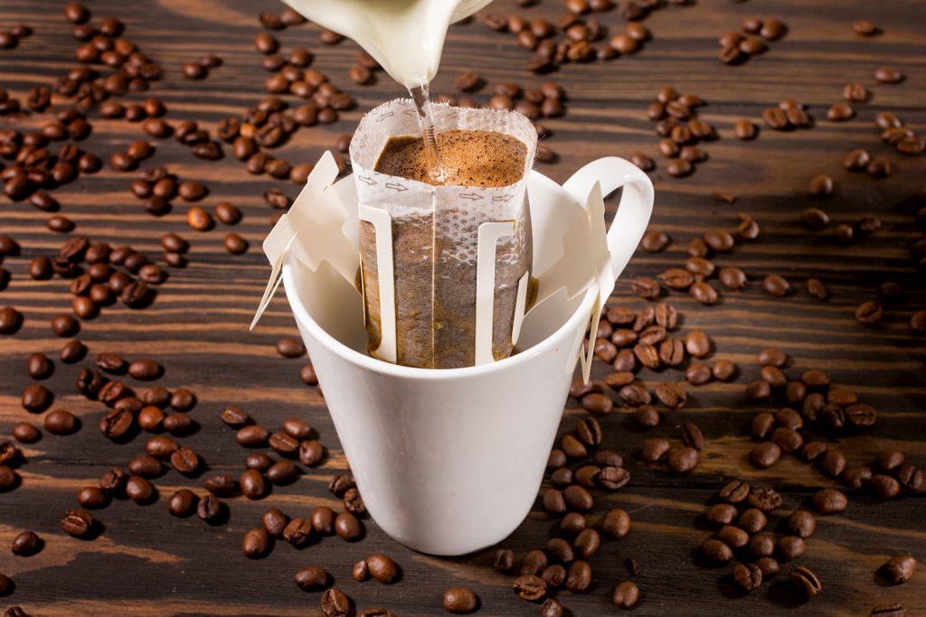 café infusão