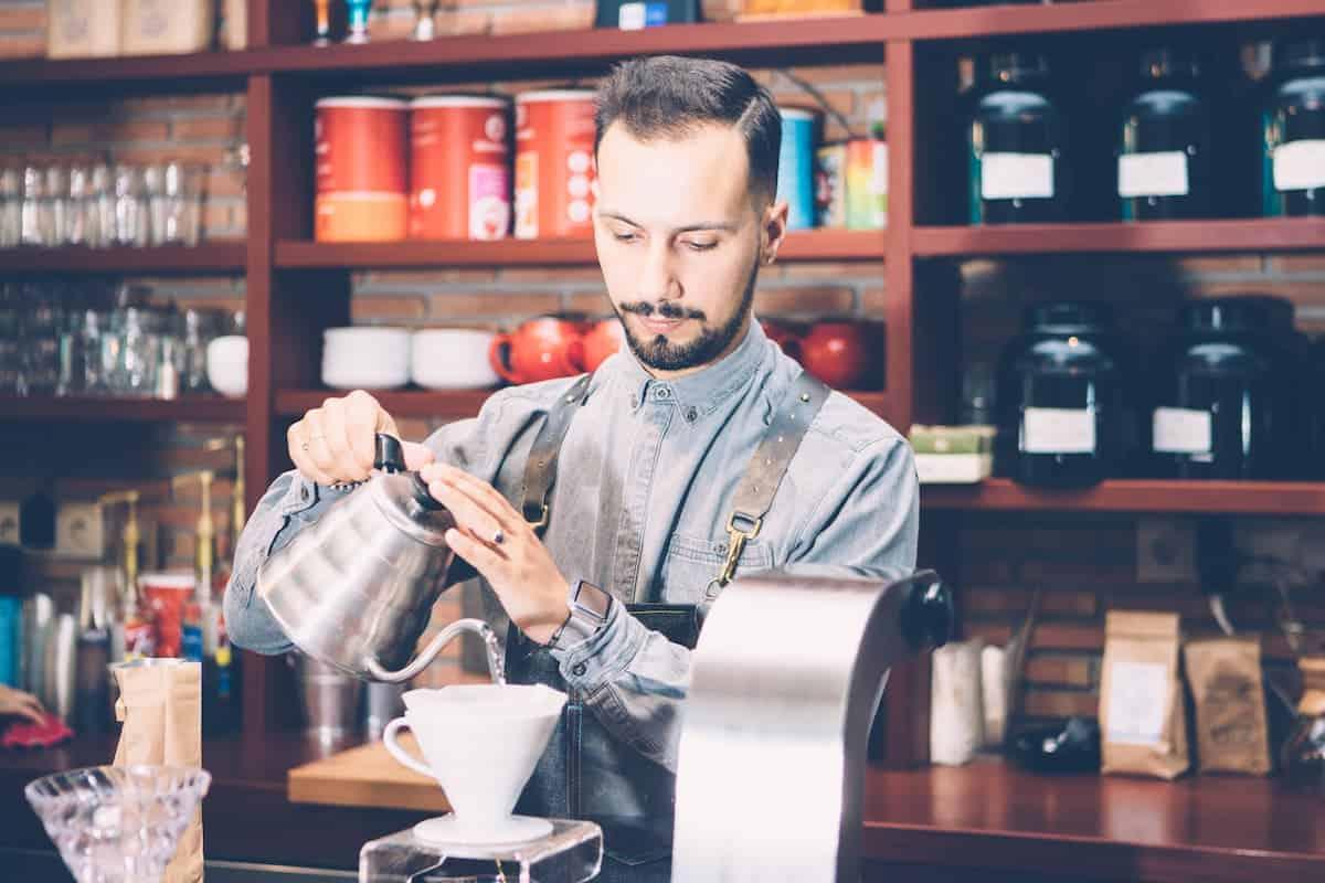como fazer café chemex